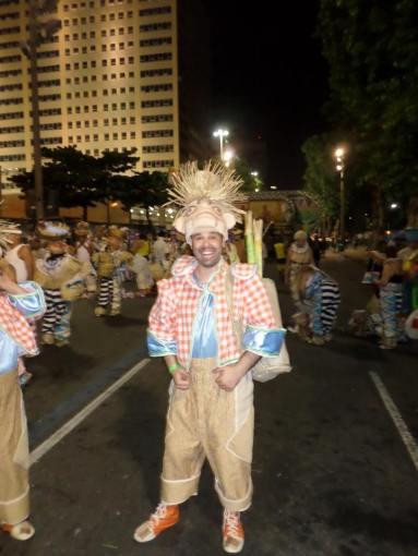 Carnavalesco Saulo Saúde