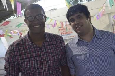 Guilherme Diniz e Rodrigo Marques