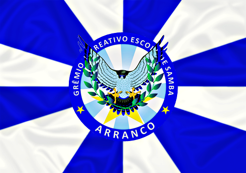 Bandeira_do_GRES_Arranco