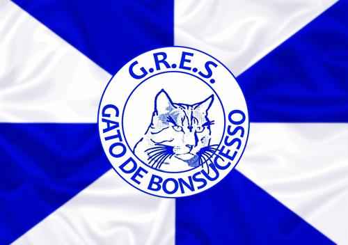 Bandeira_do_GRES_Gato_de_Bonsucesso