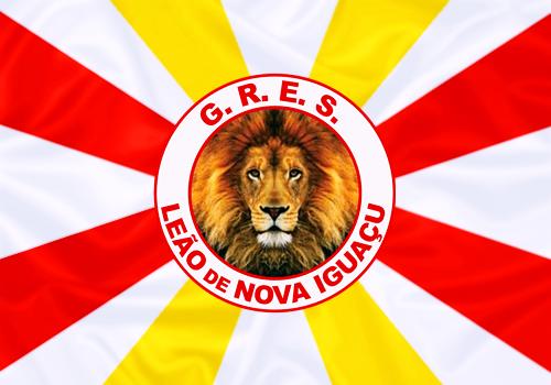 Bandeira_do_GRES_Leão_de_Nova_Iguaçu