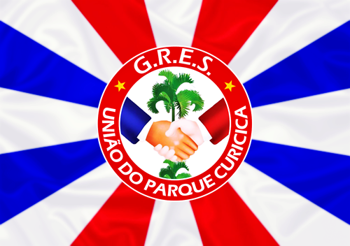 Bandeira_do_GRES_União_do_Parque_Curicica