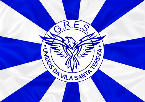 Bandeira_do_GRES_Unidos_da_Vila_Santa_Tereza