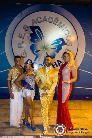 Premiação Samba na Veia 2016