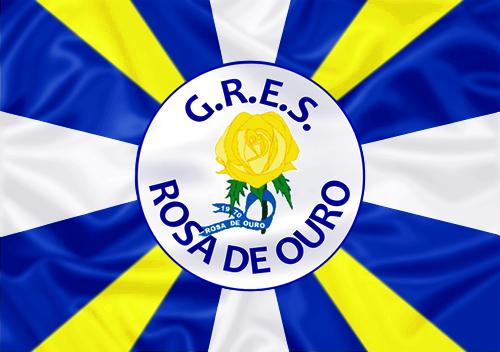 Bandeira_do_GRES_Rosa_de_Ouro