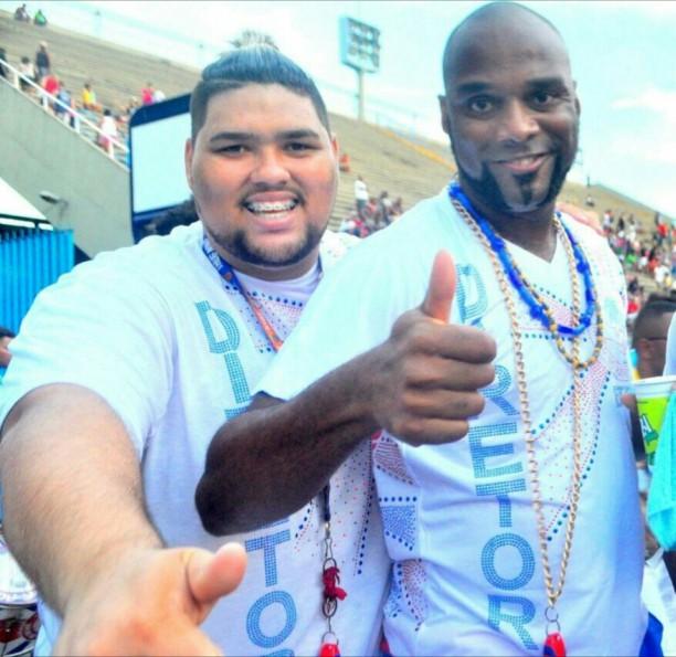 Yan Hurley e Léo Capoeira