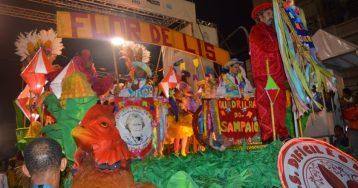 Alegoria da Difícil é o Nome Foto: SRzd Carnaval Wellington Silva
