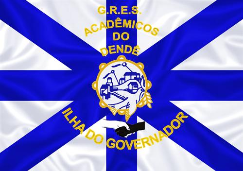 Bandeira_do_GRES_Acadêmicos_do_Dendê