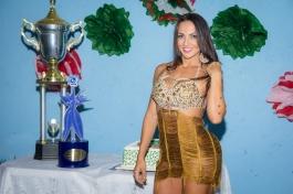 Fabiana Mattos - Rainha de Bateria