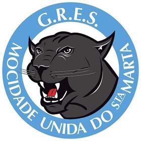 Logo - Mocidade Unida do Santa Marta