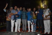 01 - Parceria de Bruno Serrinho campeã do concurso de samba de quadra