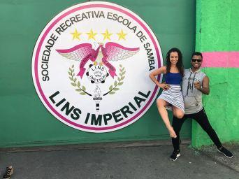 Luiz Carlos e Natasha Lima 2 Foto - Ari Lang