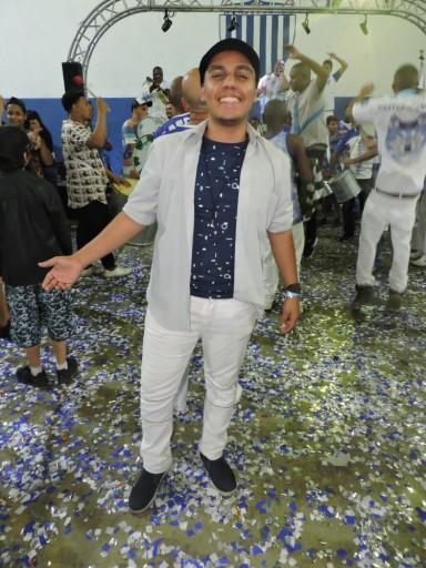 Carnavalesco Guilherme Estevão