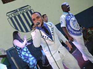 Intérprete Rodrigo Santos