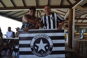 Tom e Sandro Lima, presidente da BSC