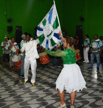 1º Casal de MS e PB - Wellington Junior e Carol Gurjão