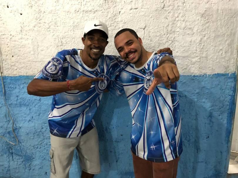 Clebinho Show e Rodrigo Santos