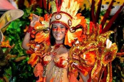 Paloma Martins destaque na Leão de Nova Iguaçu