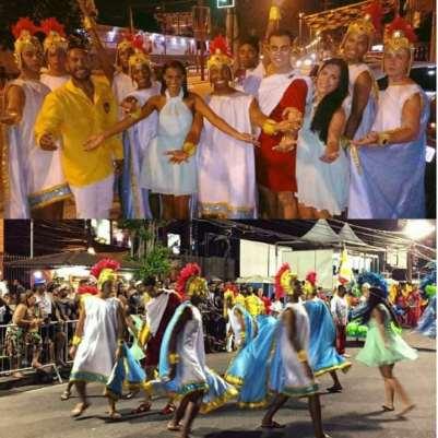 2018 GRES Leão de Nova Iguaçu - A História de Narciso