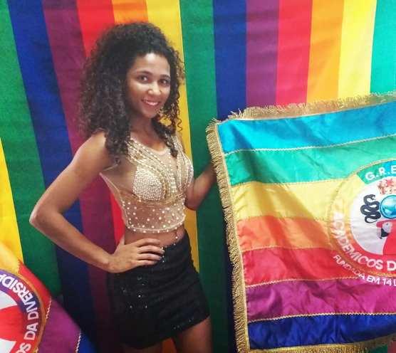 Taiana Araújo (1ª Musa)