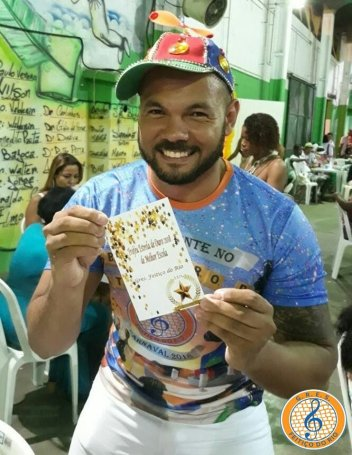 GRES Feitiço do Rio - Presidente Antonio Gonçalves