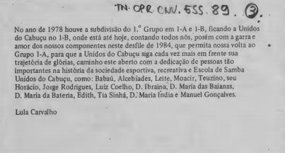 Cabuçu 2