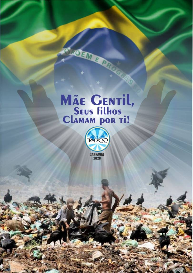 Logo Carnaval 2020