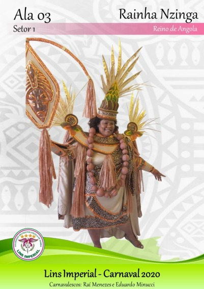 Ala 3 - Rainha Nzinga