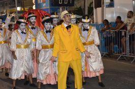 Carnaval 2019 sobre o centenário de Nelson Gonçalves